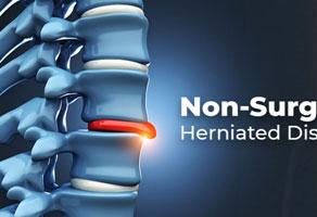 shalom float and wellness : Herniated